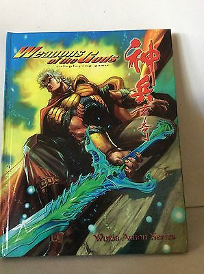 Weapons Of The Gods - Wuxia  Action Series - Role Playing 2004 RPG