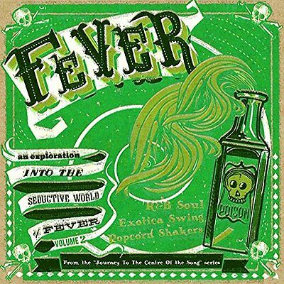 Various-Fever-Journey To The Center Of The Song 02-Vinyl Maxi Stag-O-Lee Neu