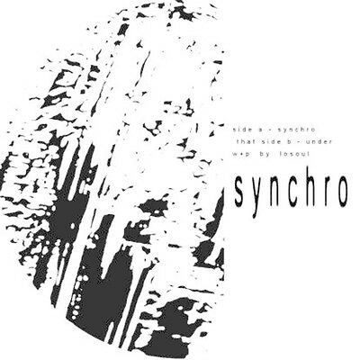 Losoul-Synchro (Remastered/vinyl-Only)-Vinyl Maxi Another Picture Neu