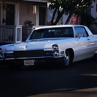 1968 Cadillac DeVille all trim SS 1968 cadillac  clean 52k miles ABSOLUTELY GORGEOUS NO REASONABLE OFFER REFUSED