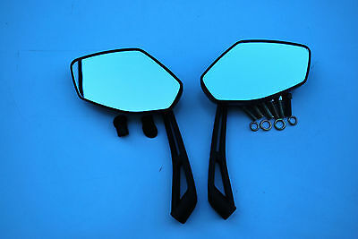 Honda XL 1000 V3 Varadero 2003 Pair of Sports Mirrors 8mm 10mm 1000 CC