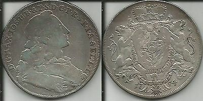 Germania Tallero 1754 Baviera
