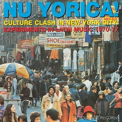 Soul Jazz Records Presents/ Various - Nu Yorica!(2):Culture Clash In New Yo NEU