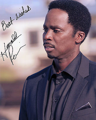 Harold Perrineau - Damon Pope - Sons of Anarchy - Signed Autograph REPRINT