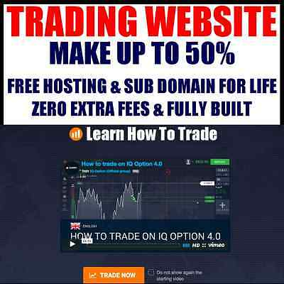 Trading Website - Zero Extra Costs - Money - Home Online Adult Internet Business
