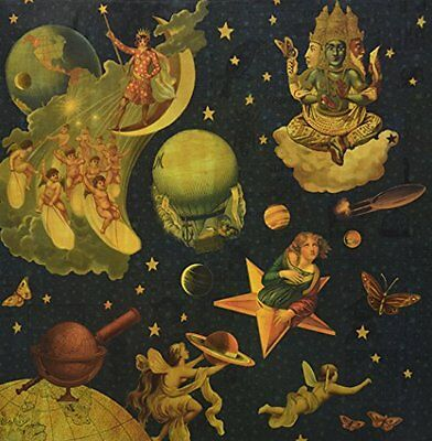Smashing Pumpkins - Mellon Collie And The Infinite Vinyl LP (4) Virgin NEU