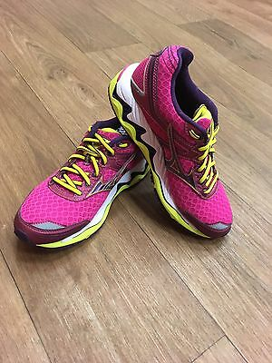Mizuno Wave Paradox 2 Women's Supportive Running Shoes Size Uk 4