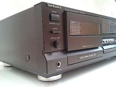 quality Technics RS B655 Tape Deck made in Japan from 1989