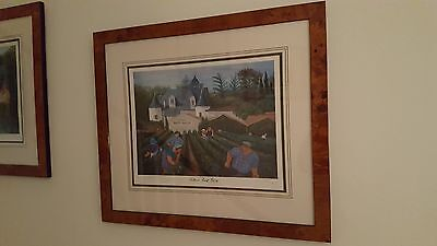 Limited Edition Prints By Famous Margaret Loxton! 3 Different Sets Of 4 Prints