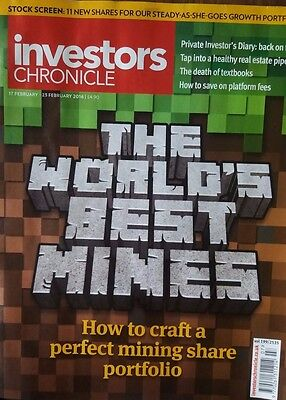 The World's Best Mines, Investors Chronicle, 17 - 23 February, 2017