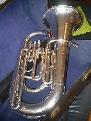 Tuba 3 valve small Eb model British made