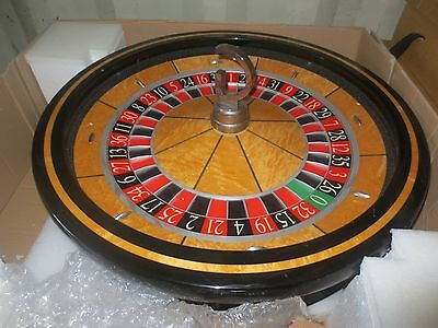 Cammegh Full Size Roulette Wheel good condition