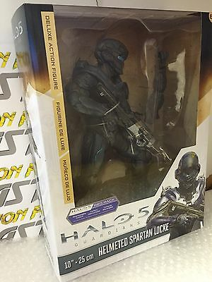 Halo 5 Guardians Helmeted Spartan Locke 10″ McFarlane Toys Action Figure