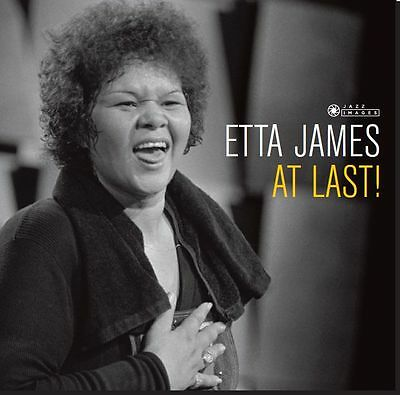 Etta James - At Last! (180g Vinyl)-Jean-P Vinyl LP Jazz Image NEU