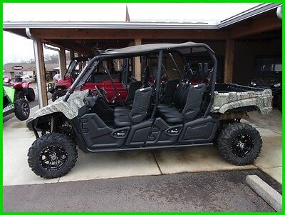 2015 Yamaha Viking VI VI 4x4 EPS Used