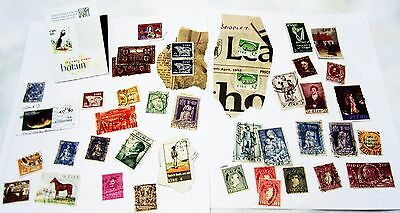 Irish Republic (Eire)  Stamps - Mixed Collection, Mounted & Unmounted