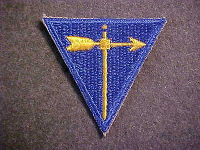 Original Ww2 Us Army Air Corps Weather Specialist Shoulder Insignia Patch