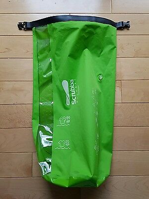 Scrubba Wash Bag - Portable Washing Machine for Camping or Traveling