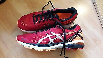 Asics GT-1000 5 Running Shoe - AW16 red (Size 10)