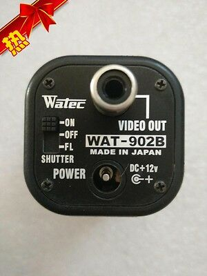1pcs Used WATEC WAT-902B industrial cameras tested