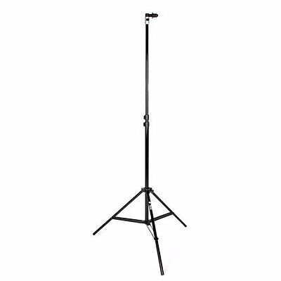 CowboyStudio Photo Studio Background & Reflector Clip and Light Stand Kit
