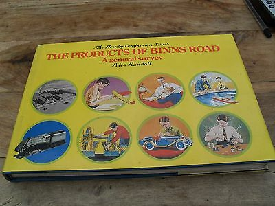 the products of binns road hornby book isbn 0 904568 06 7 peter randall