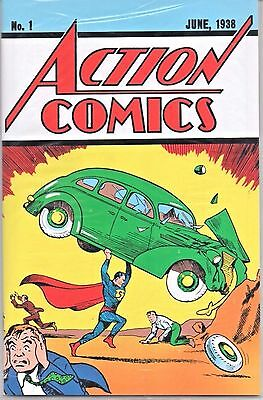Action Comics #1 Reprint New Sealed Loot Crate Superman 1st Appearance Exclusive