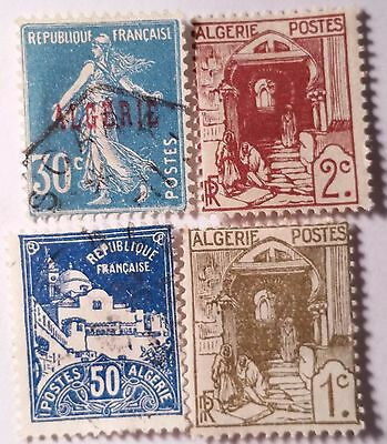 Algeria  Used     Stamps Scusq .....worldwide Stamps