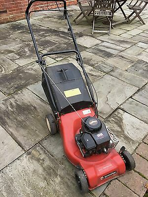 Sovereign CLASSIC 35 Petrol Lawnmower BRIGGS & STRATTON Repair Or Spares