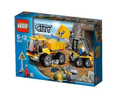 Lego City 4201 Loader And Tipper New/Sealed