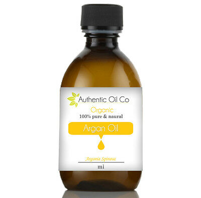 Organic Moroccan Argan Carrier Oil Base Cold Pressed For Massage Aromatherapy