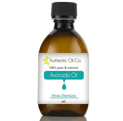 Avocado oil - Aromatherapy ~ Massage ~ carrier ~base (cold pressed) Hair~ Beauty