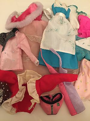 Vintage SINDY / Barbie Bundle Of  dolls Clothes