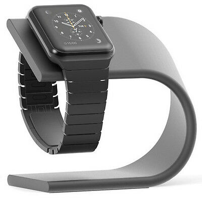 Nomad Stand for Apple Watch - Space Grey RRP £59.99