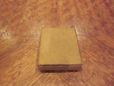 Ww1 U. S. Army Officer's Pocket Compass  With The Box  Look!