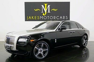 2011 Rolls-Royce Ghost **REAR CURTAINS**SPECIAL ORDER CAR** 2011 Rolls-Royce Ghost, REAR CURTAINS! INDIVIDUAL REAR SEATS! SPECIAL ORDERED!