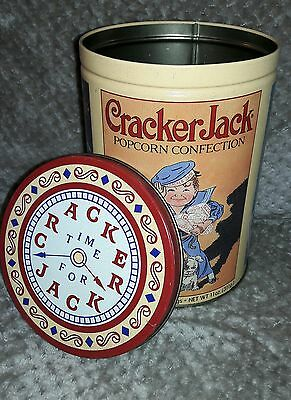 Cracker Jack Tin Limited Edition Second In Series