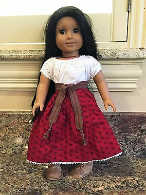 AMERICAN GIRL Retired Josefina Doll - Native American Girl