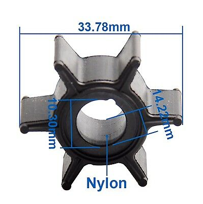 IMPELLER FOR MERCURY MARINER (Japanese) TOHATSU 2HP - 6HP 47-16154 369-65021-1