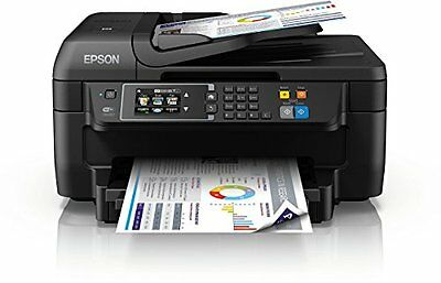 Epson WorkForce WF-2760 DWF NEU