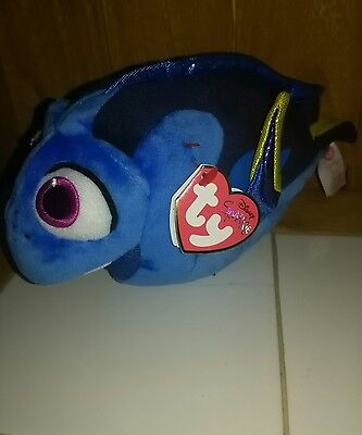 Dory TY Sparkle Beanie Baby - Finding Dory