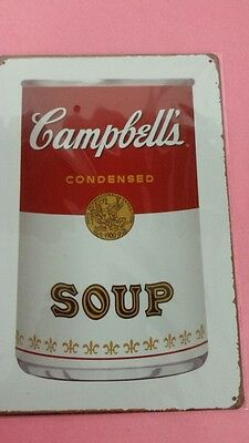 Campbell's Soup Metal Sign