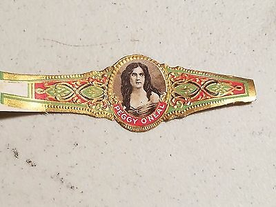 Cigar Band, Peggy O'neal
