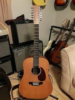 Martin D12X1 12-String Acoustic Guitar - Solid Spruce Top