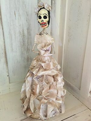 Day of the Dead Bride from Mexico