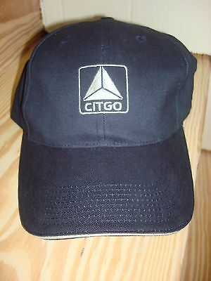 CITGO Baseball Hat Cap Petroliana Gas Oil Advertising Collectible & Wearable EUC
