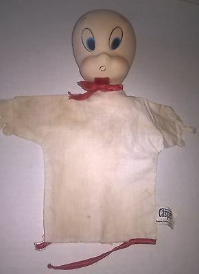 Casper the Friendly Ghost Puppet 1960s Original