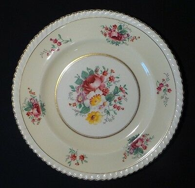 Vintage Windsor Ware - Johnson Bros England Collectable Plate