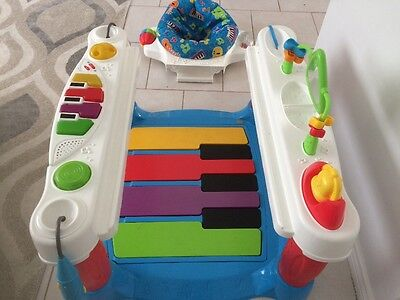 Fisher Price Stand n Play piano