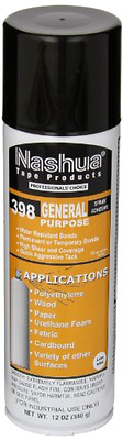 Nashua Low VOC General Purpose Spray Adhesive, Clear - Free 2 Day Shipping